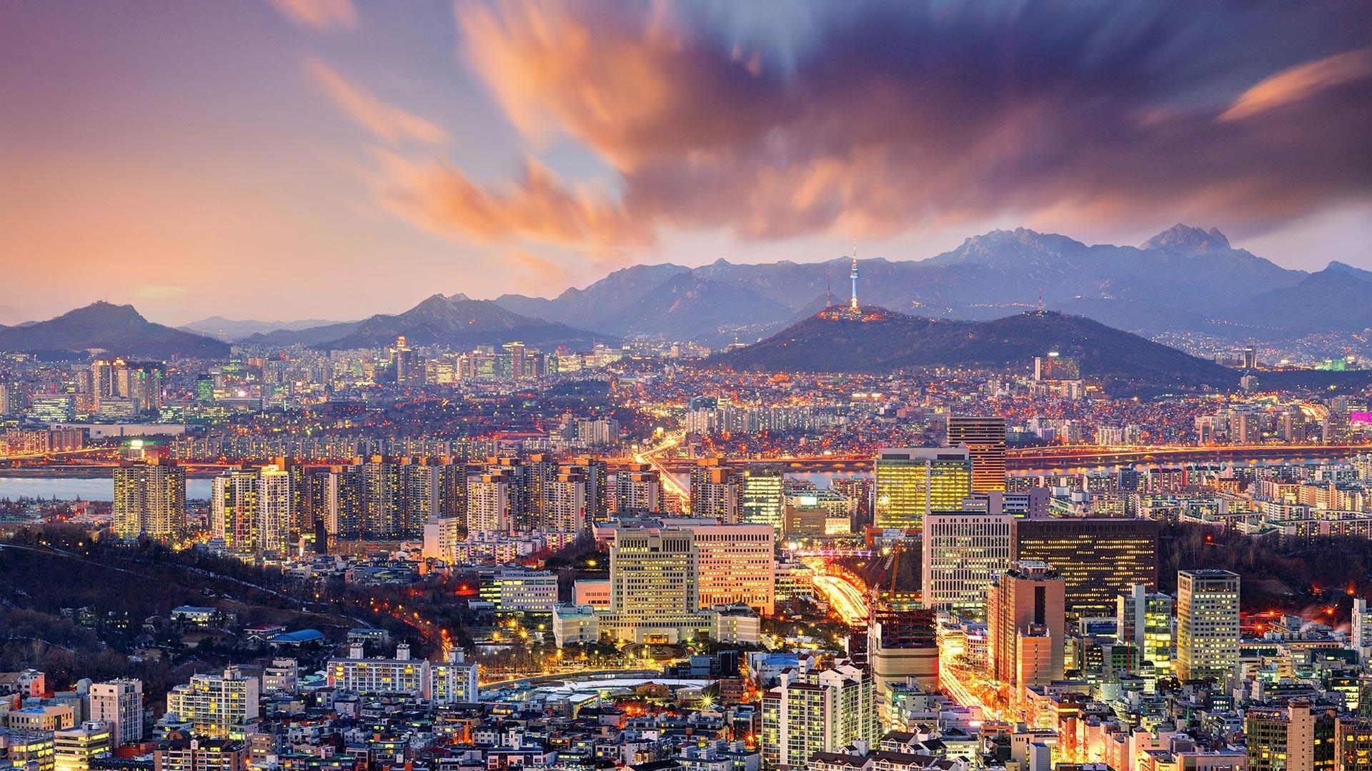 Seoul Wallpaper Pic