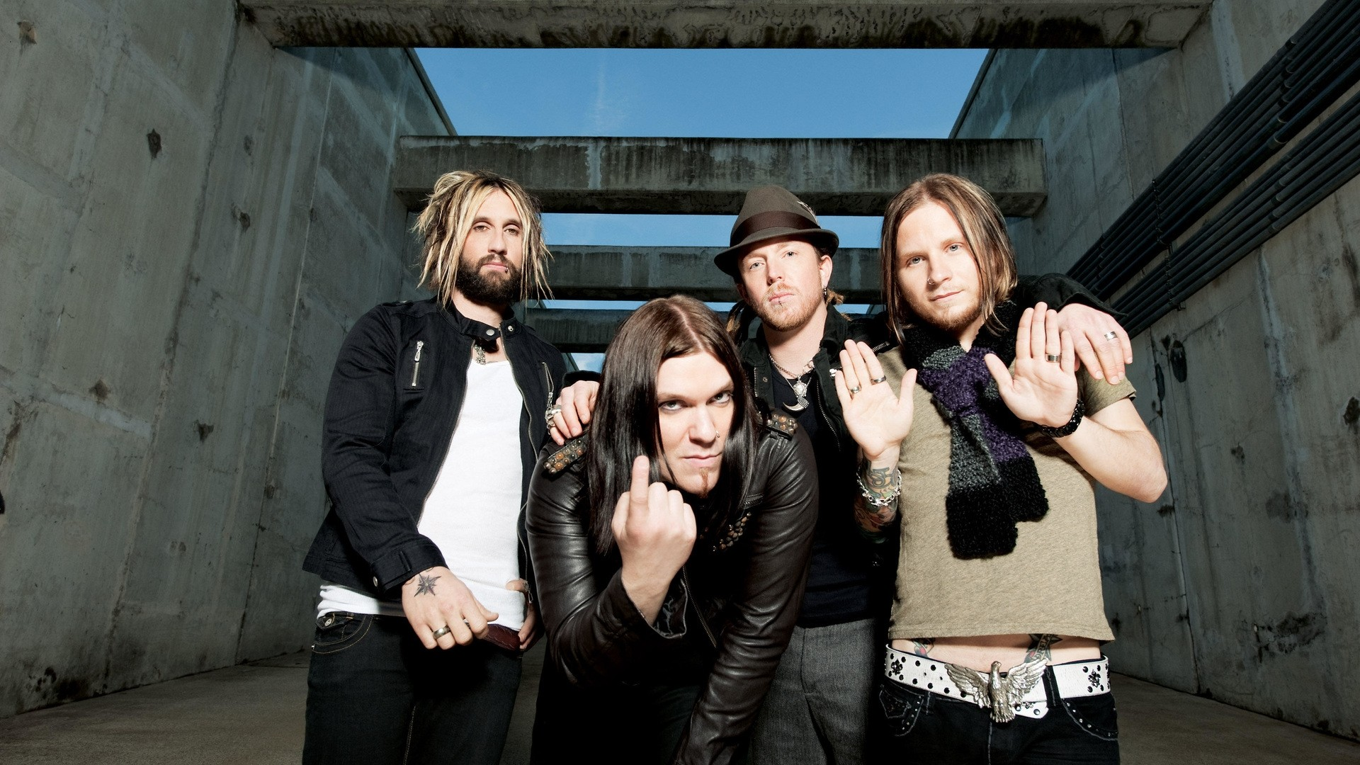 Shinedown Full HD Wallpaper