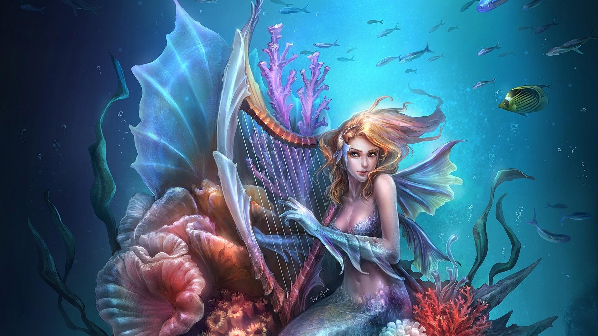 Siren Wallpaper Image