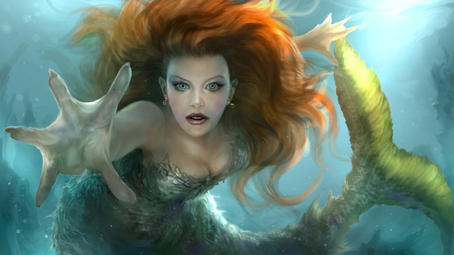Siren Wallpaper Pic