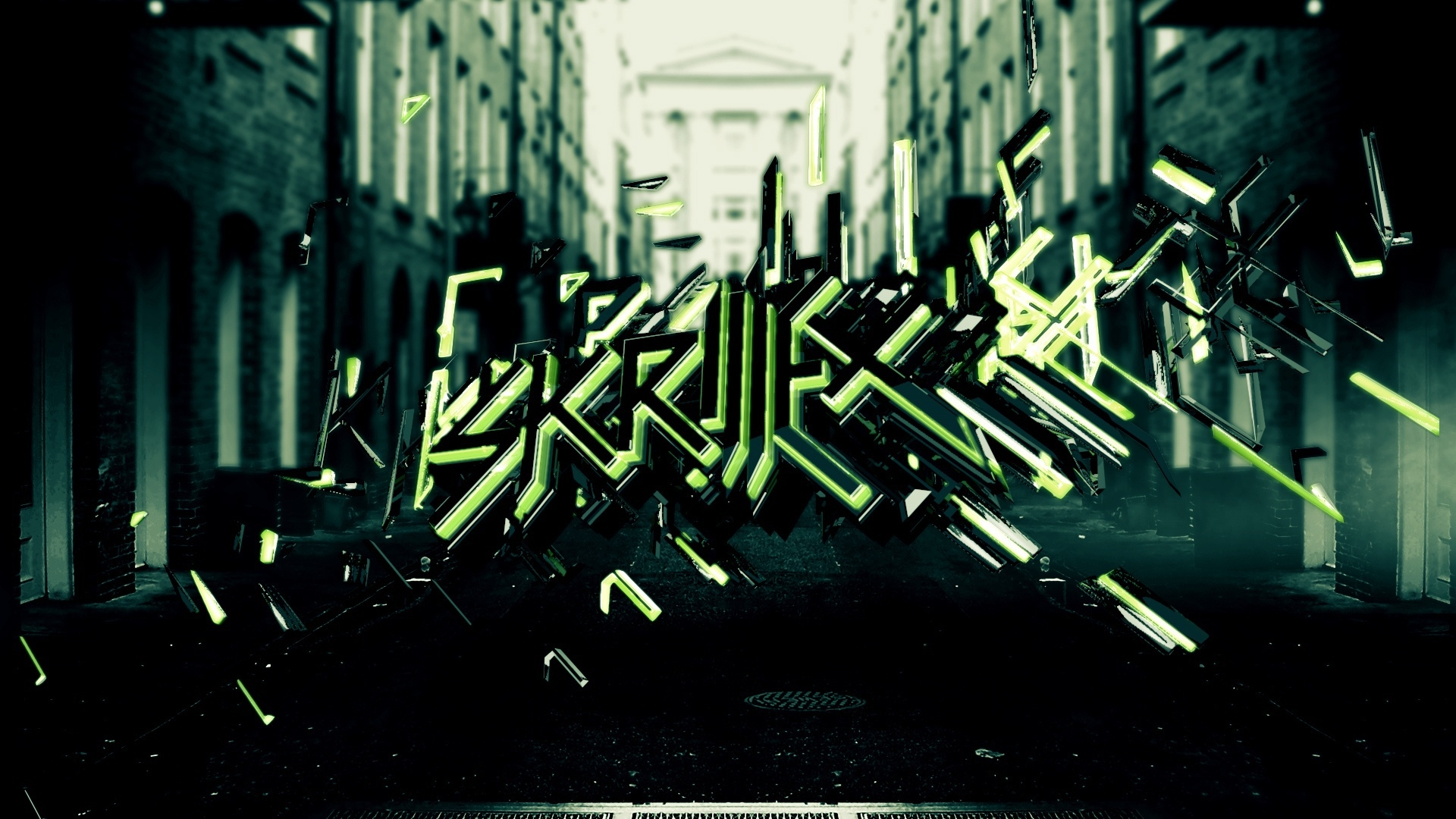 Skrillex Wallpaper HD