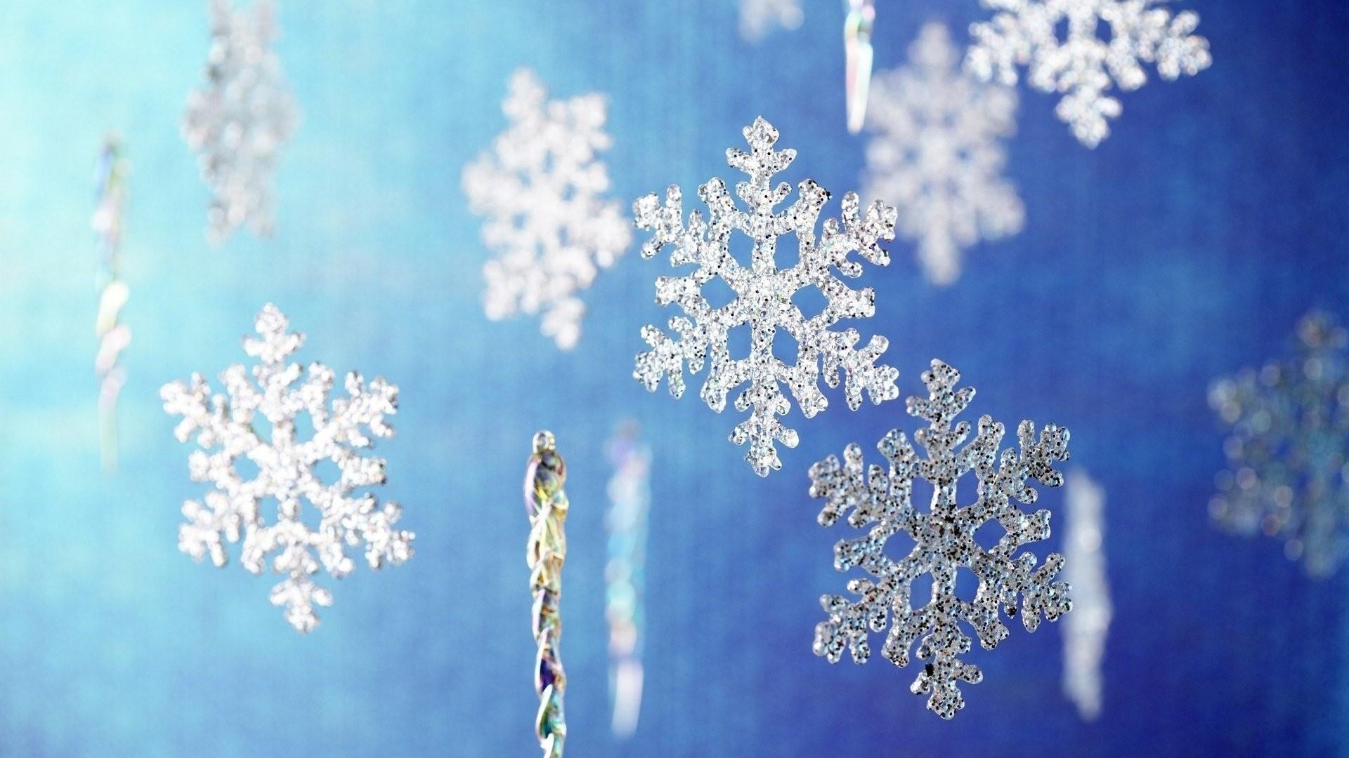 Snowflake Wallpaper 1920x1080