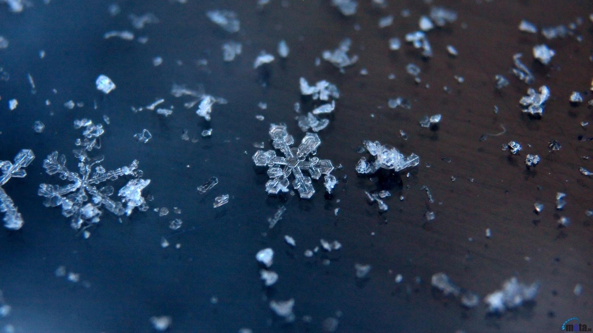 Snowflake Wallpaper Full HD