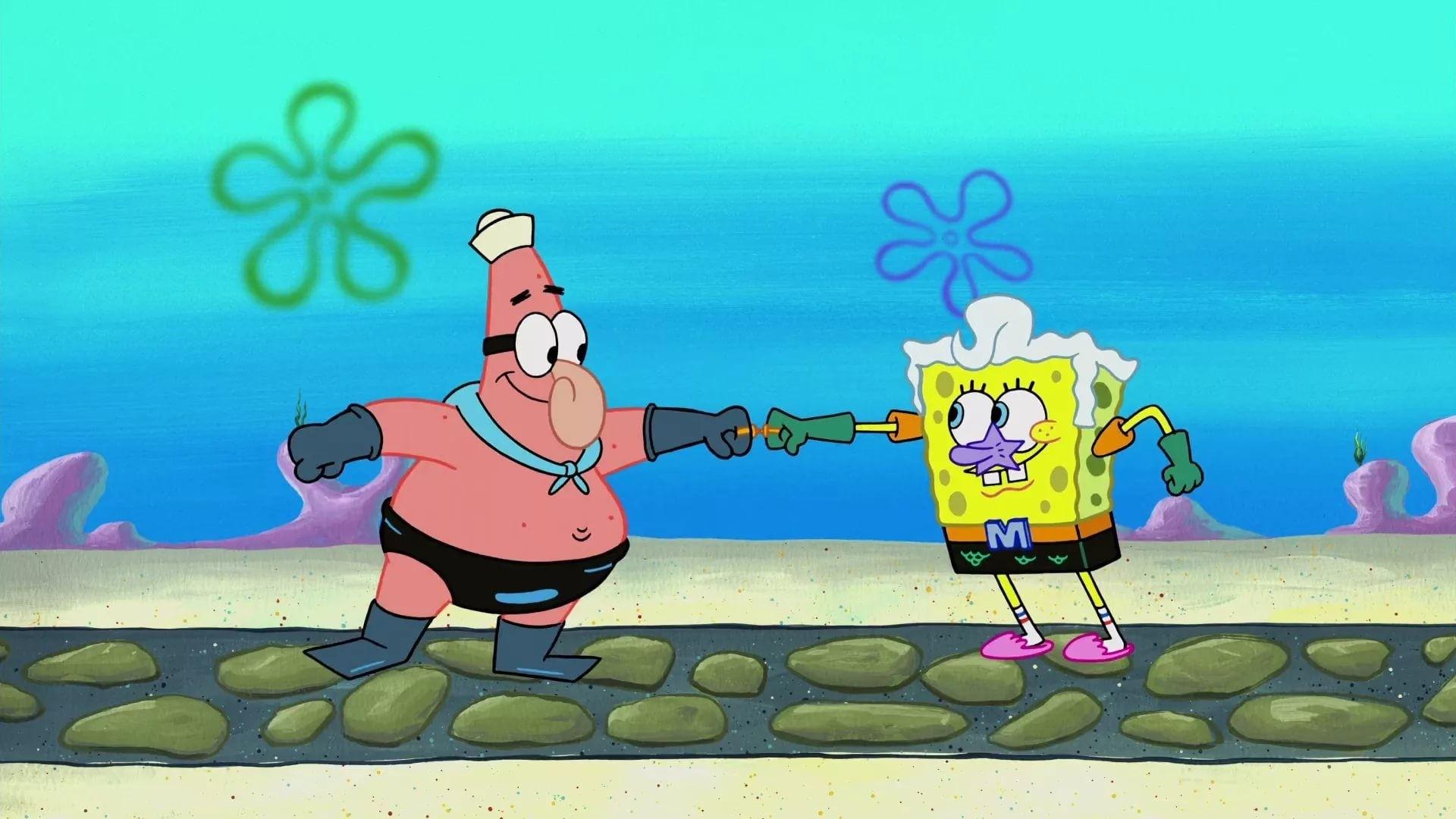 Spongebob And Patrick Wallpaper Download Full