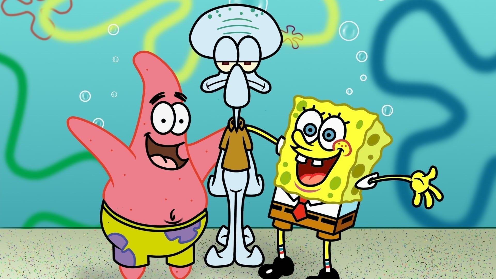 Spongebob And Patrick Wallpaper For Pc