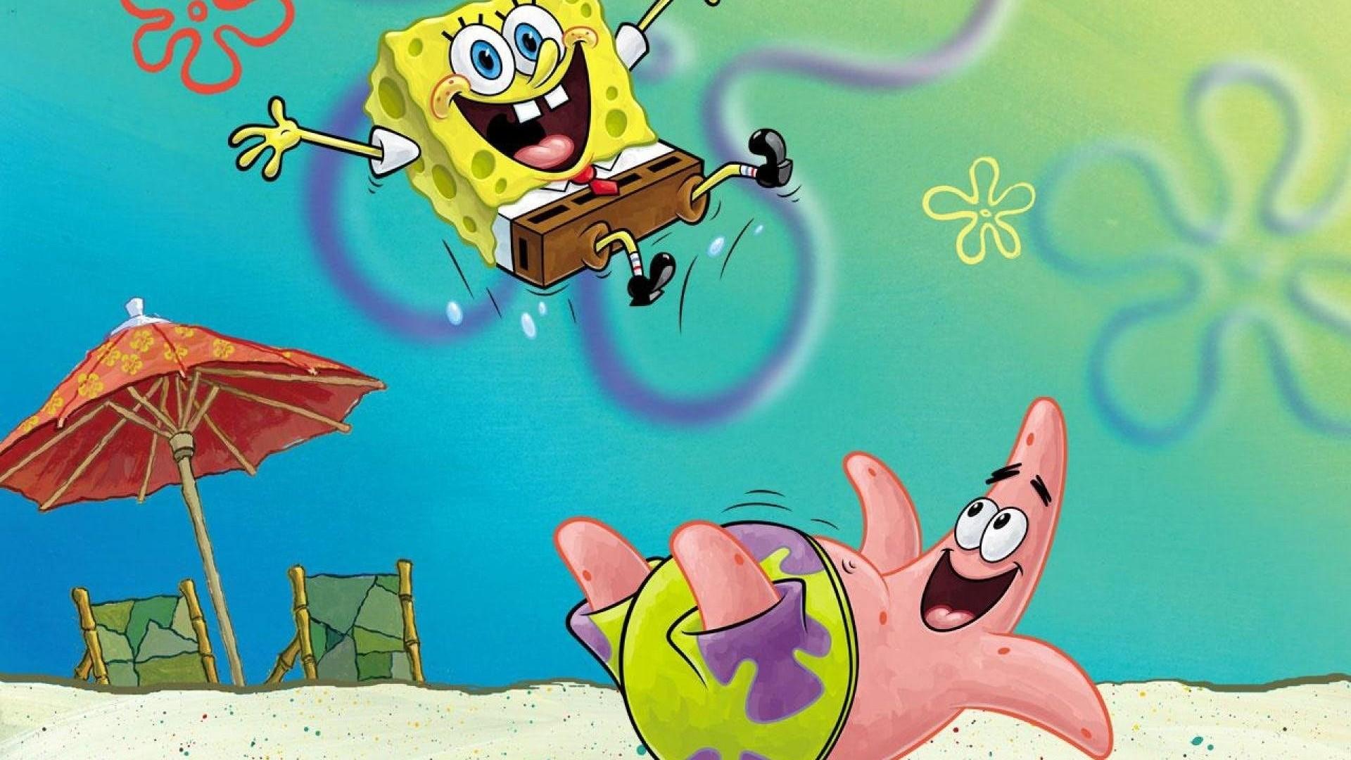 Spongebob And Patrick Wallpaper Free Download