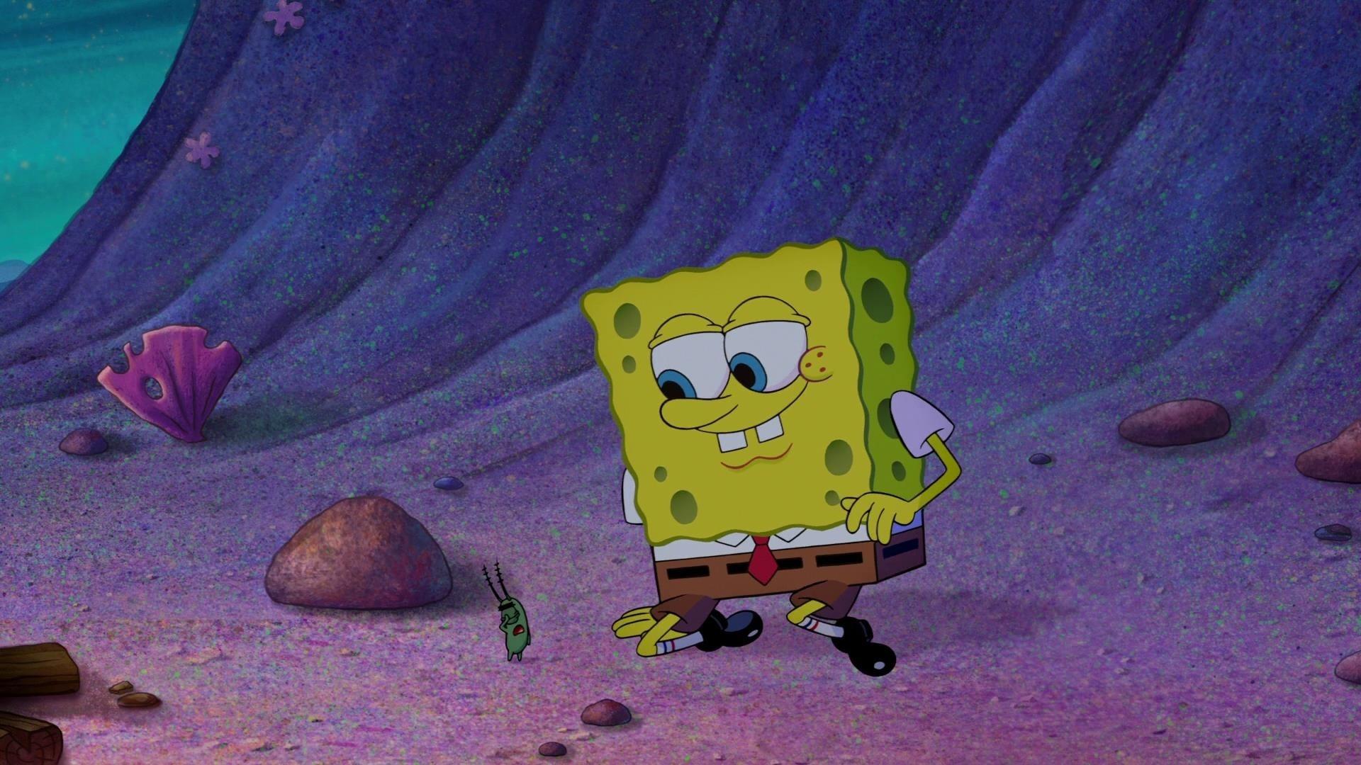 Spongebob And Patrick Wallpaper Full HD