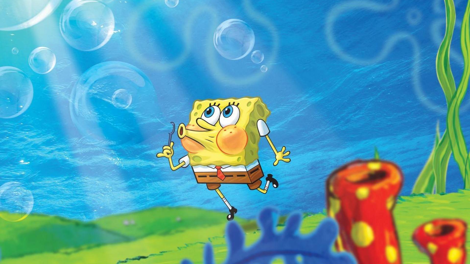 Spongebob And Patrick Wallpaper HD