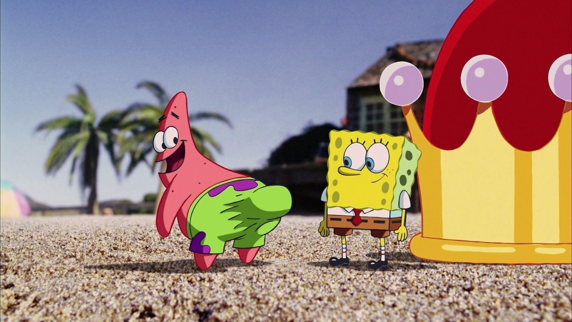 Spongebob And Patrick Wallpaper Image