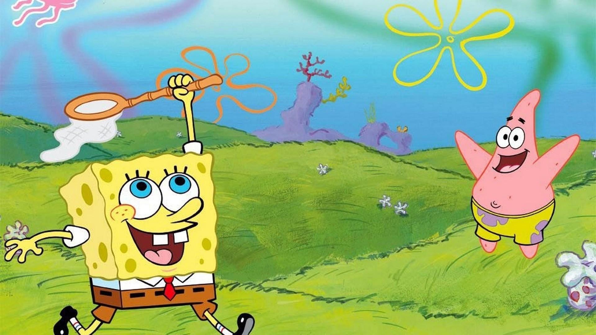 Spongebob And Patrick Wallpaper Pic