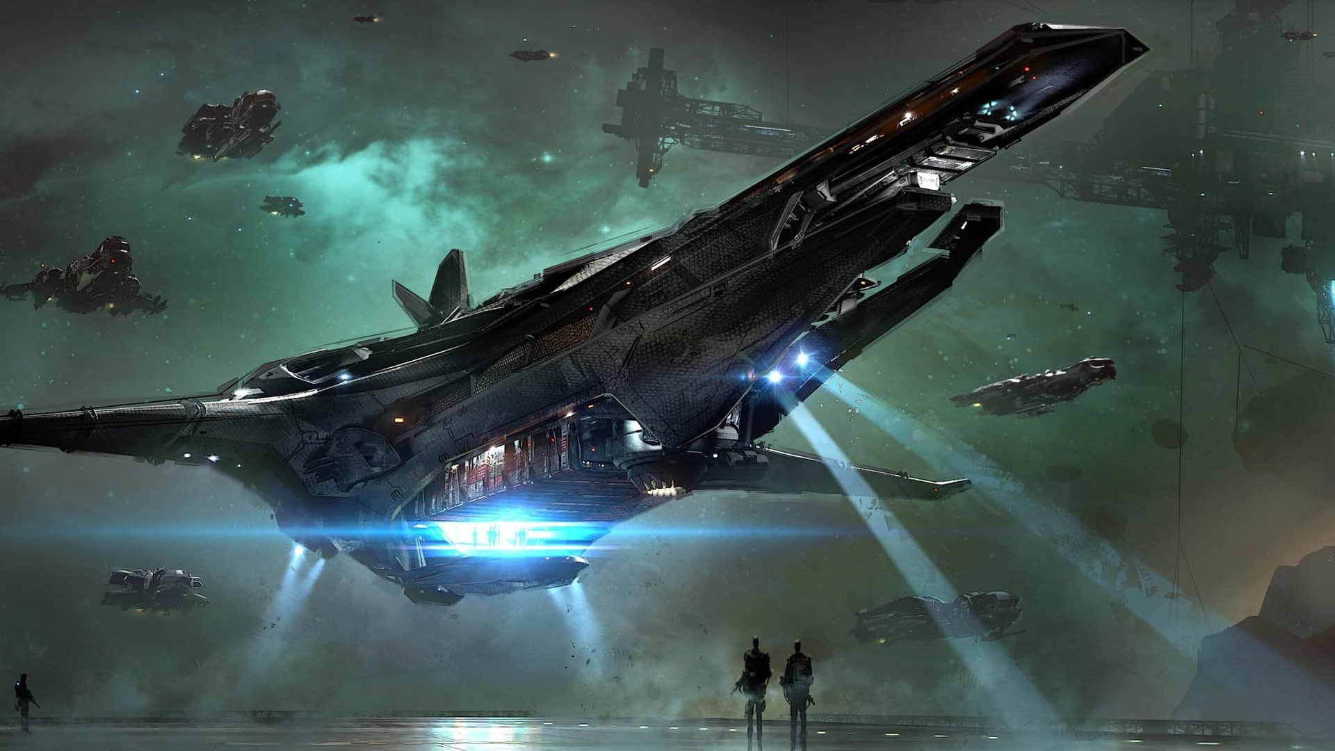 Star Citizen wallpaper and themes