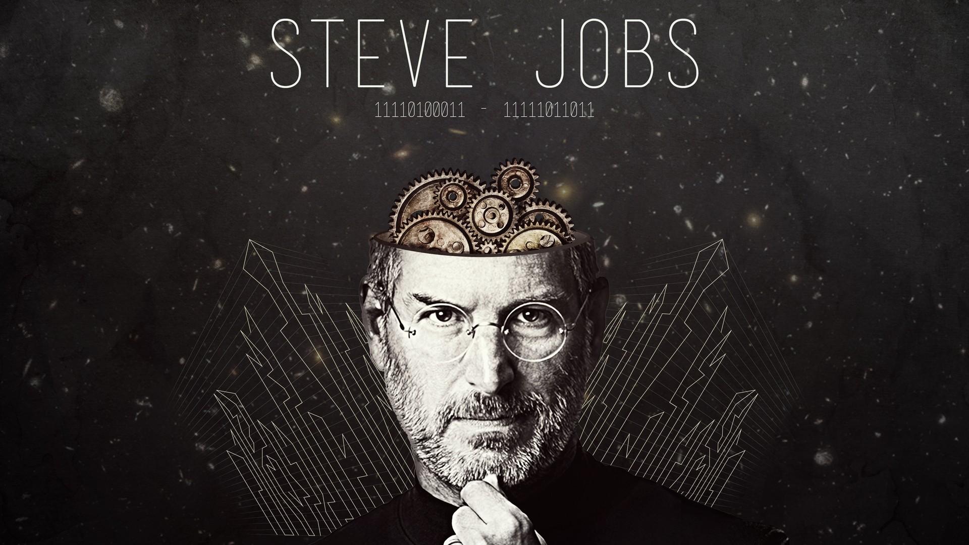 Steve Jobs desktop wallpaper