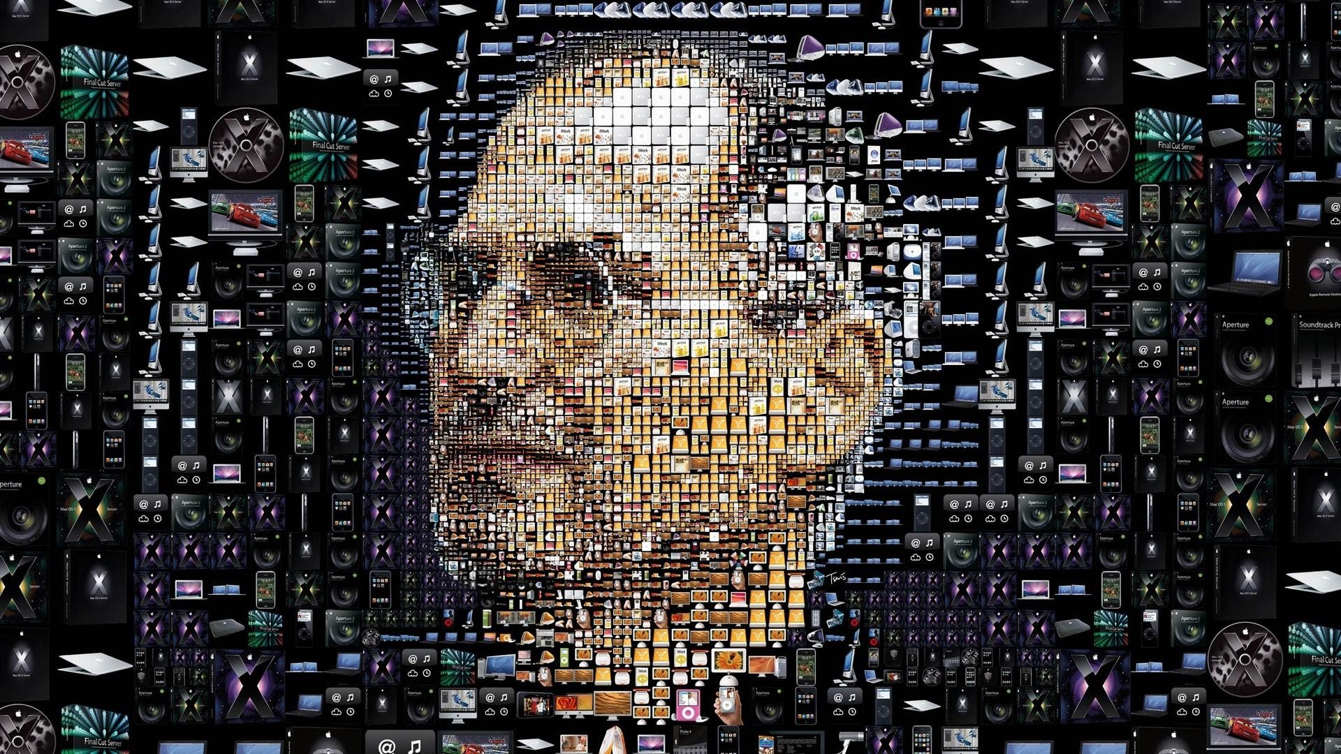 Steve Jobs Full HD Wallpaper