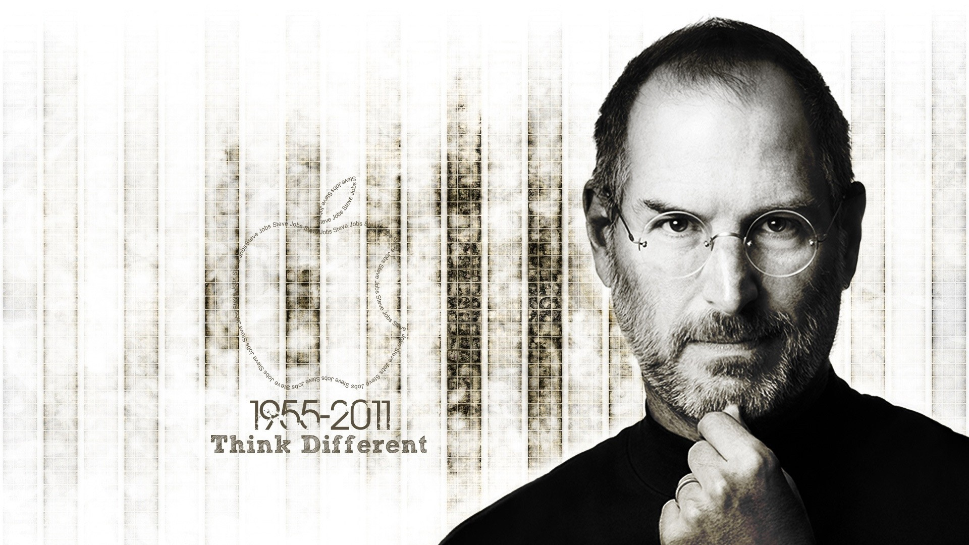 Steve Jobs wallpaper and themes