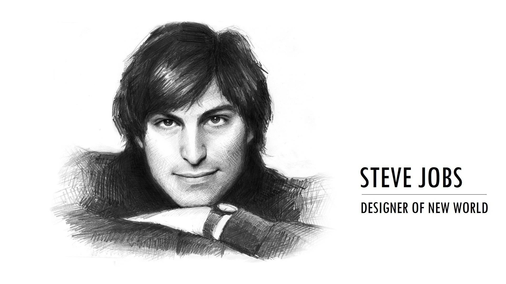 Steve Jobs good wallpaper hd
