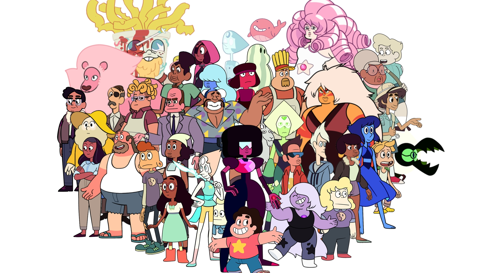 steven universe vector wallpaper desktop 33