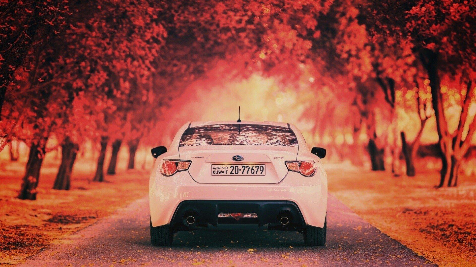 Subaru BRZ Wallpaper Free