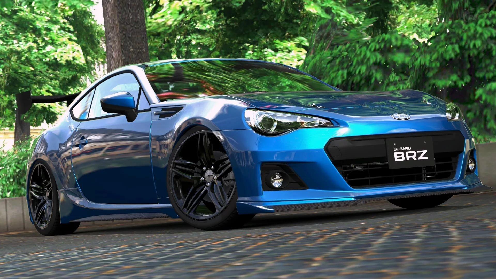 Subaru BRZ Wallpaper Image