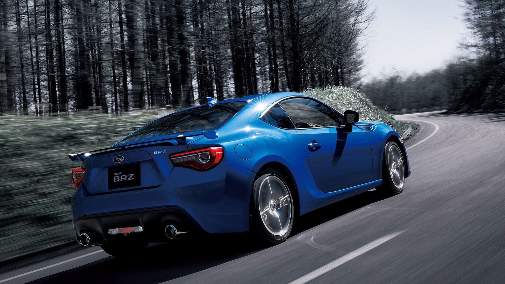 Subaru BRZ Wallpaper Pic