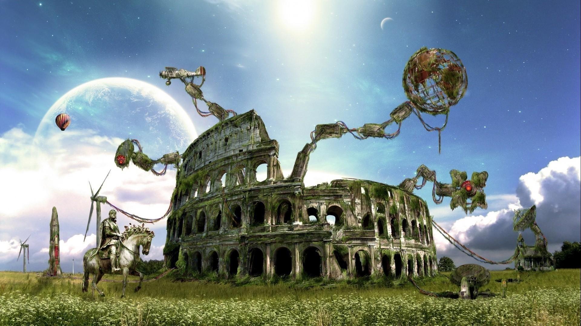 Surreal Wallpaper Free Download