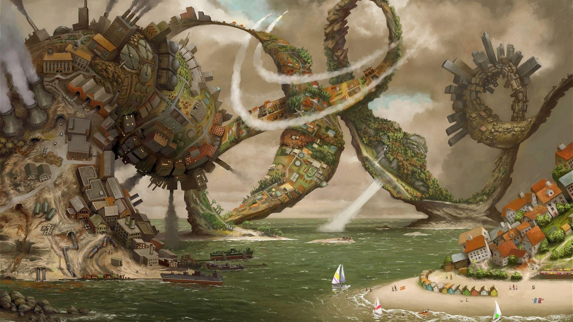 Surreal Wallpaper HD