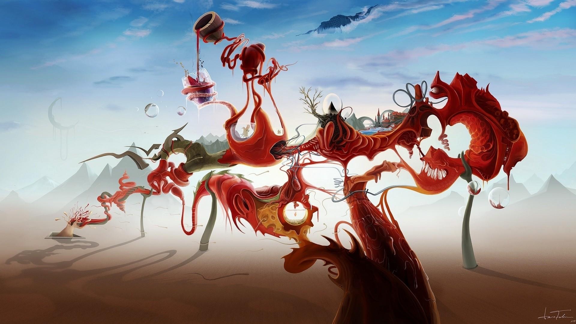 Surreal Wallpaper Pic