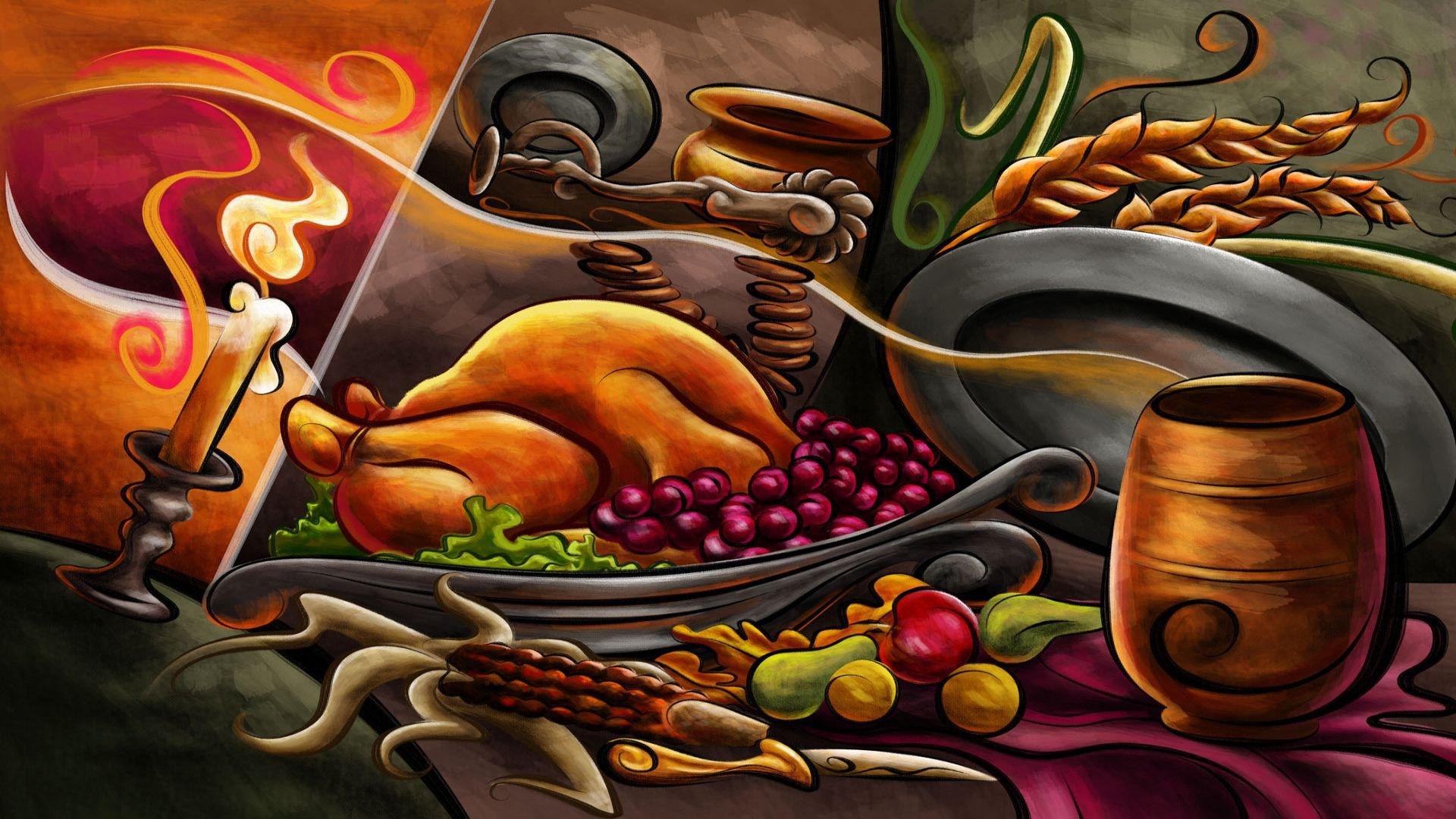 Thanksgiving Wallpaper