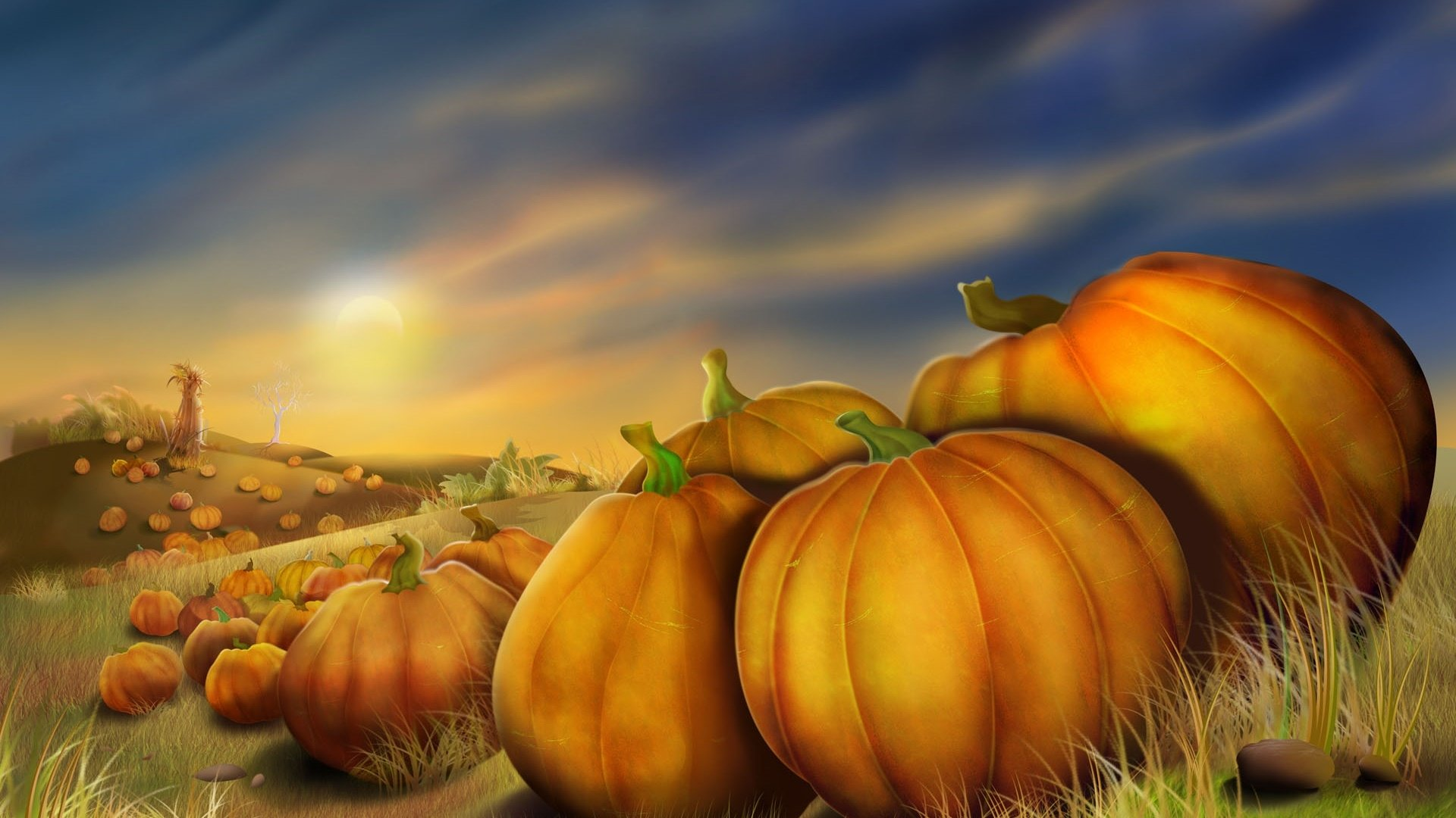 Thanksgiving Wallpaper 1920x1080