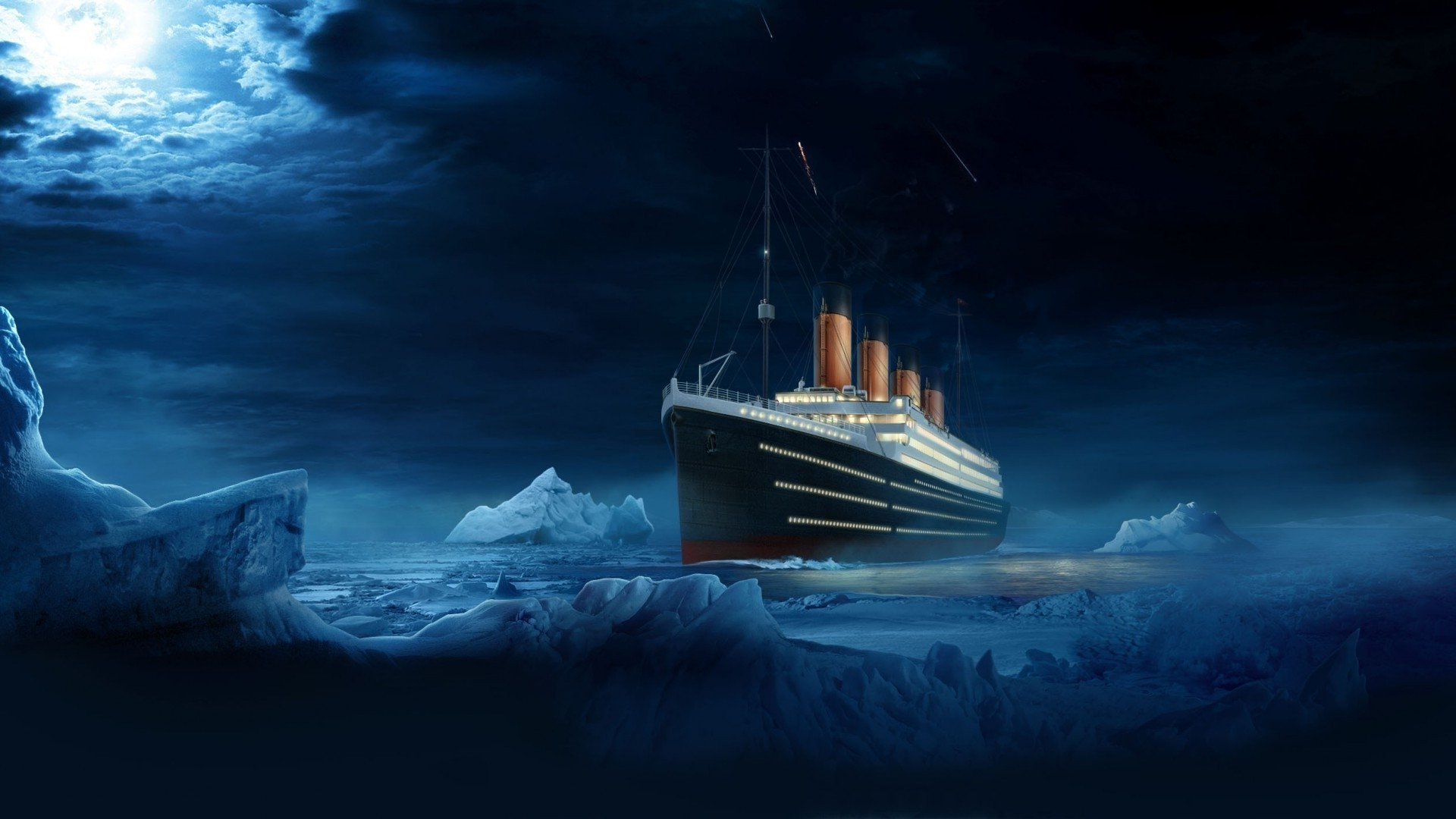 Titanic Wallpaper Desktop