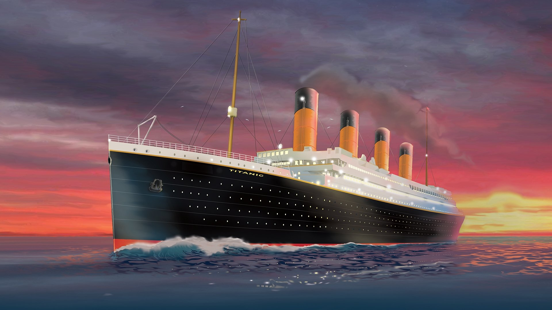 Titanic Wallpaper For Pc