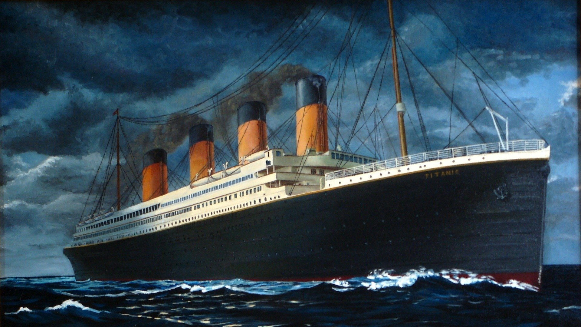 Titanic Wallpaper Free