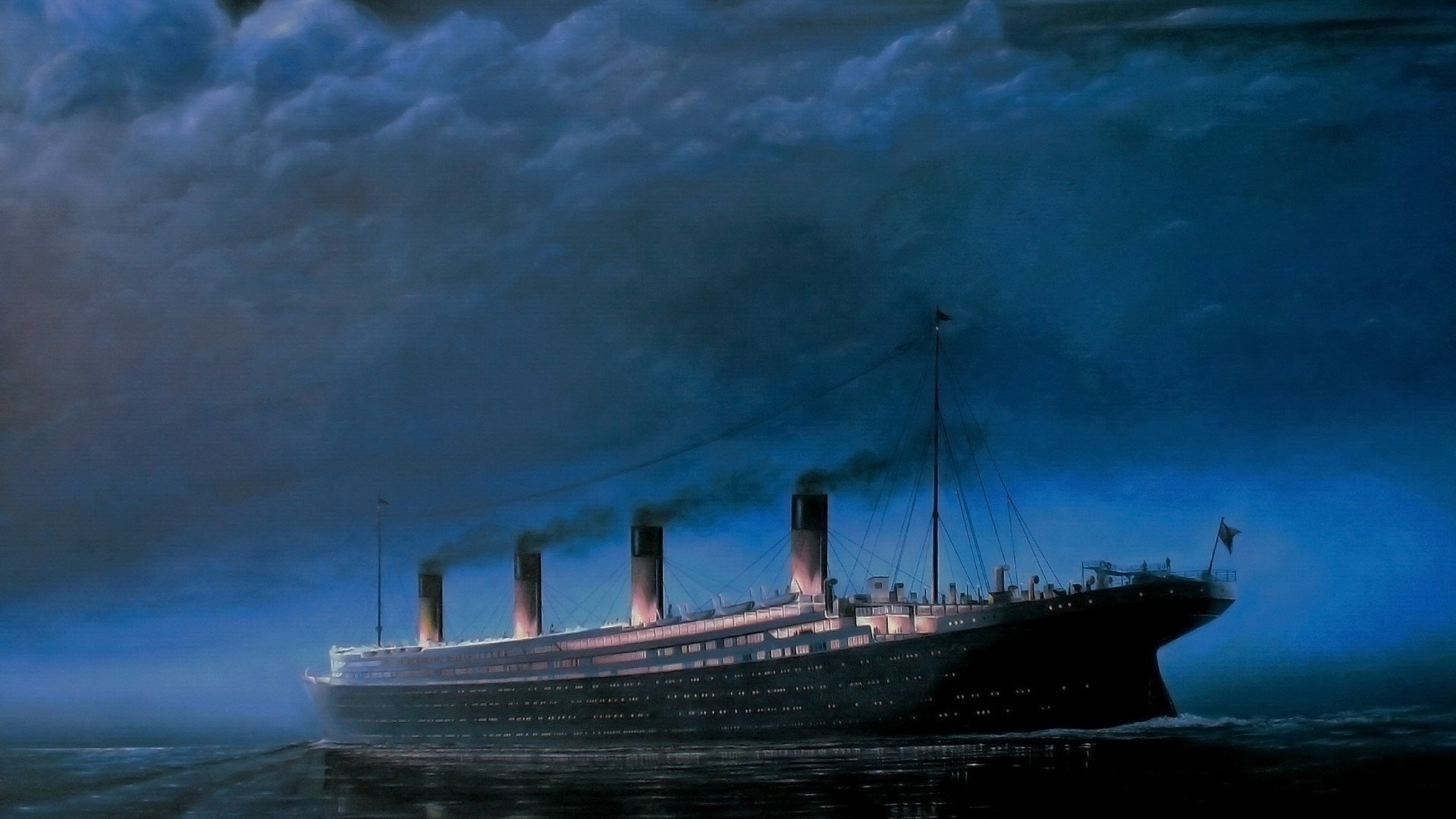 Titanic Wallpaper HD