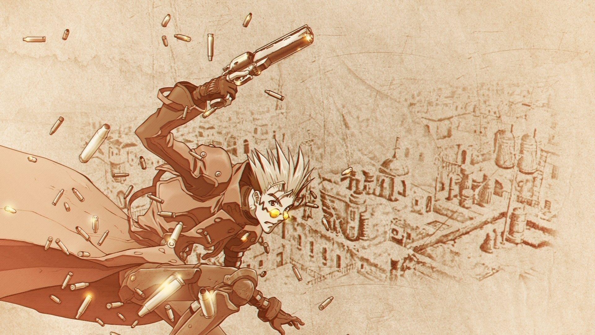 Trigun Wallpaper Full HD