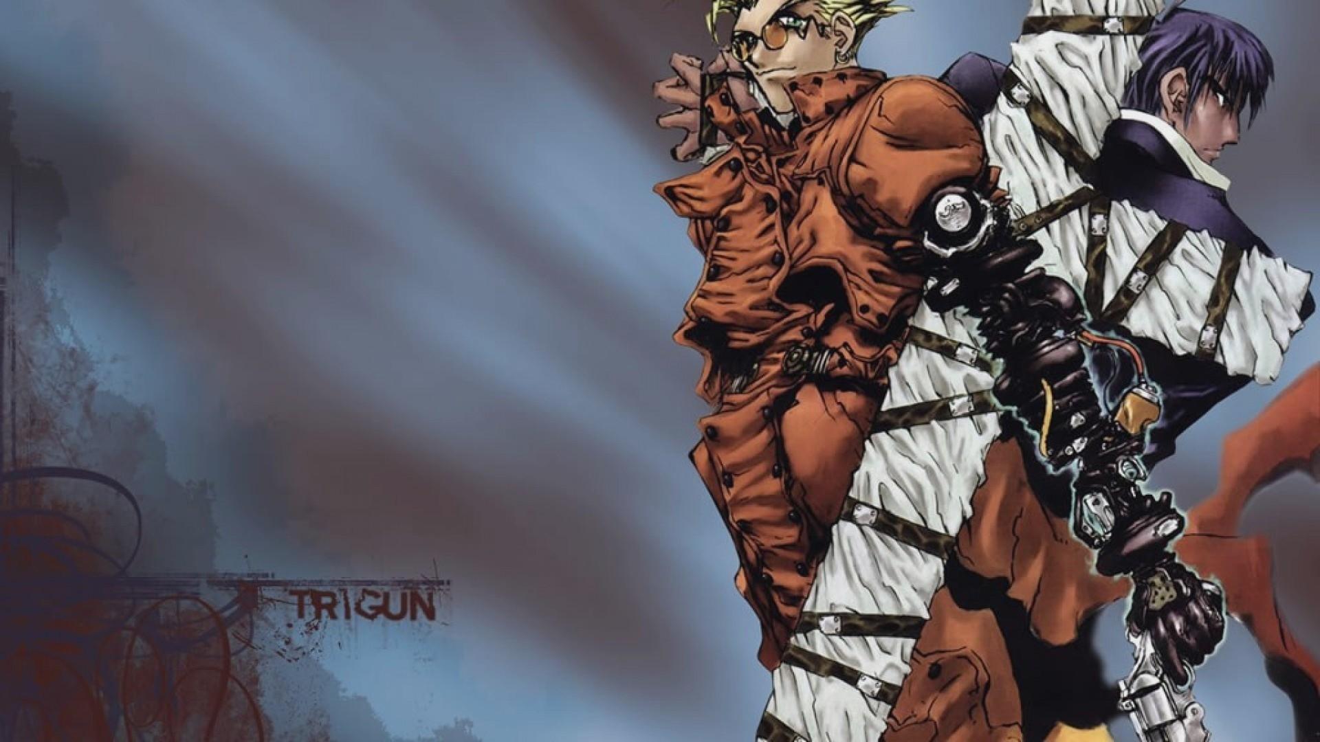 Trigun Wallpaper Image