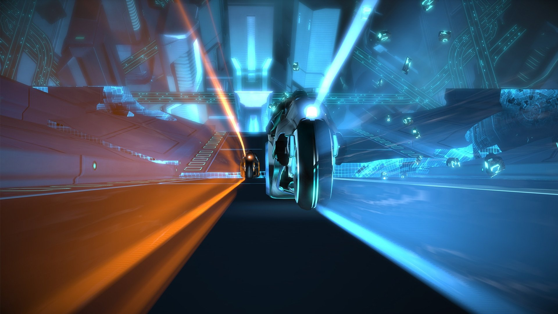 Tron Wallpaper Download