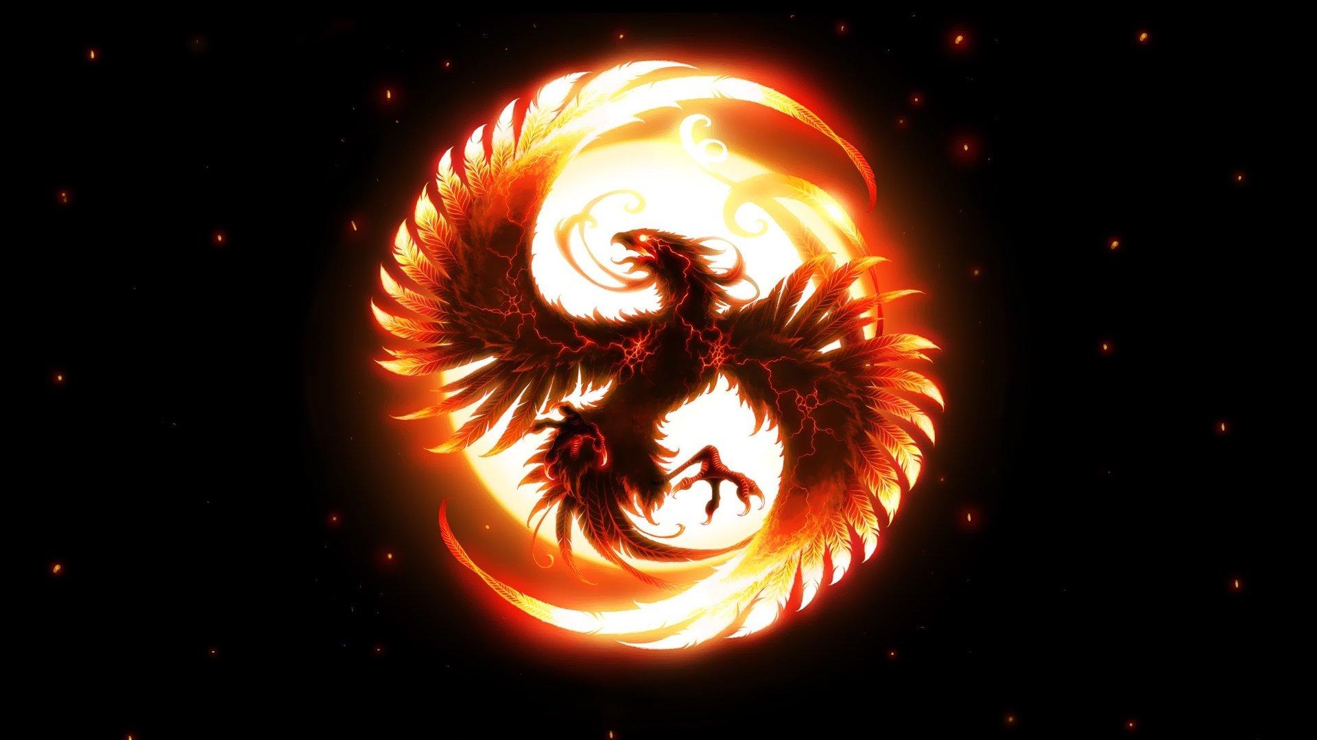 Wings Of Fire Wallpaper Desktop