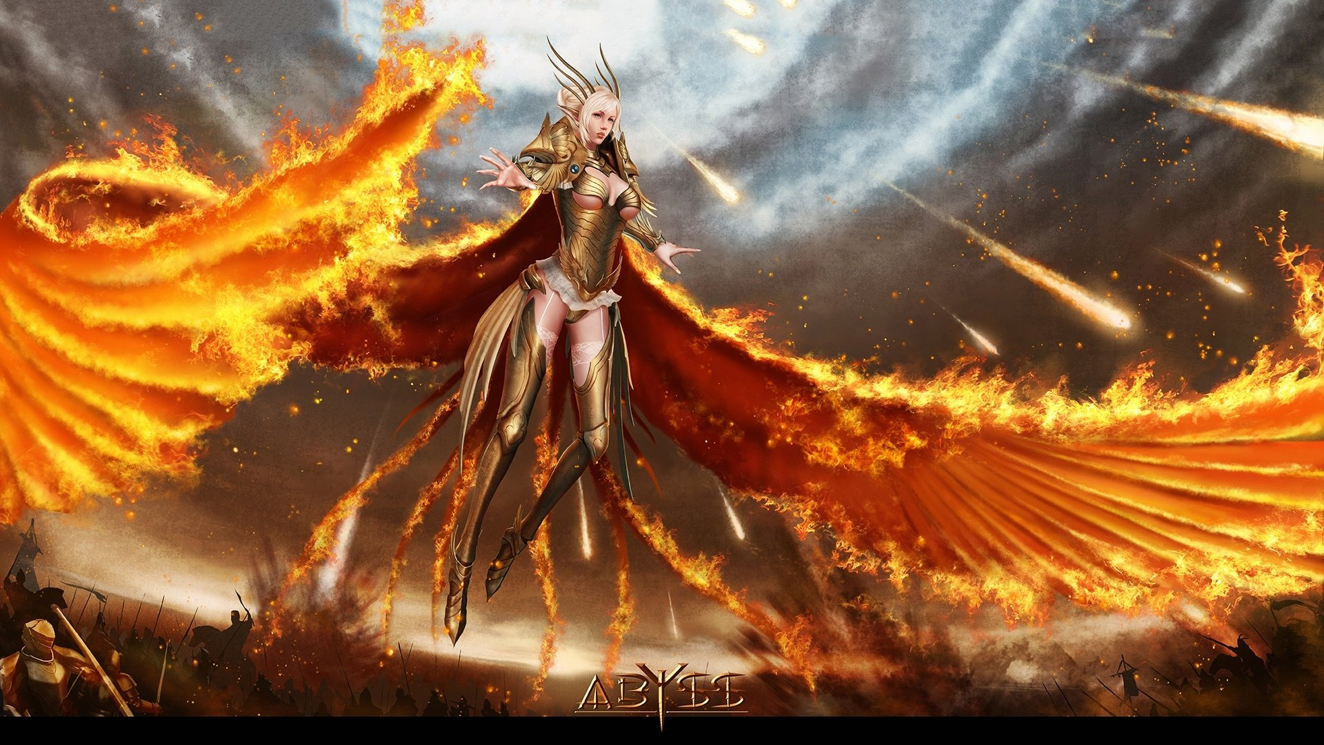 Wings Of Fire Wallpaper Download Full