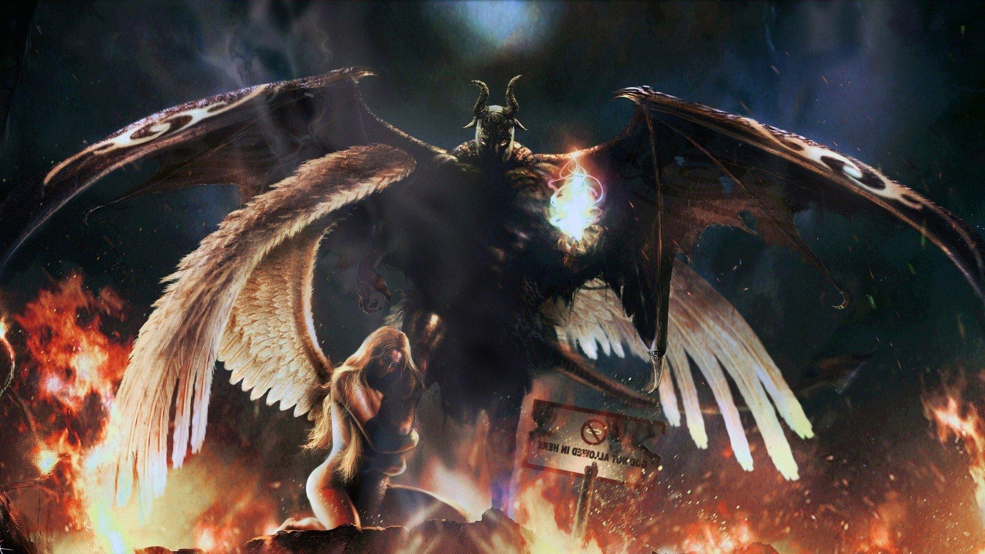 Wings Of Fire Wallpaper Full HD