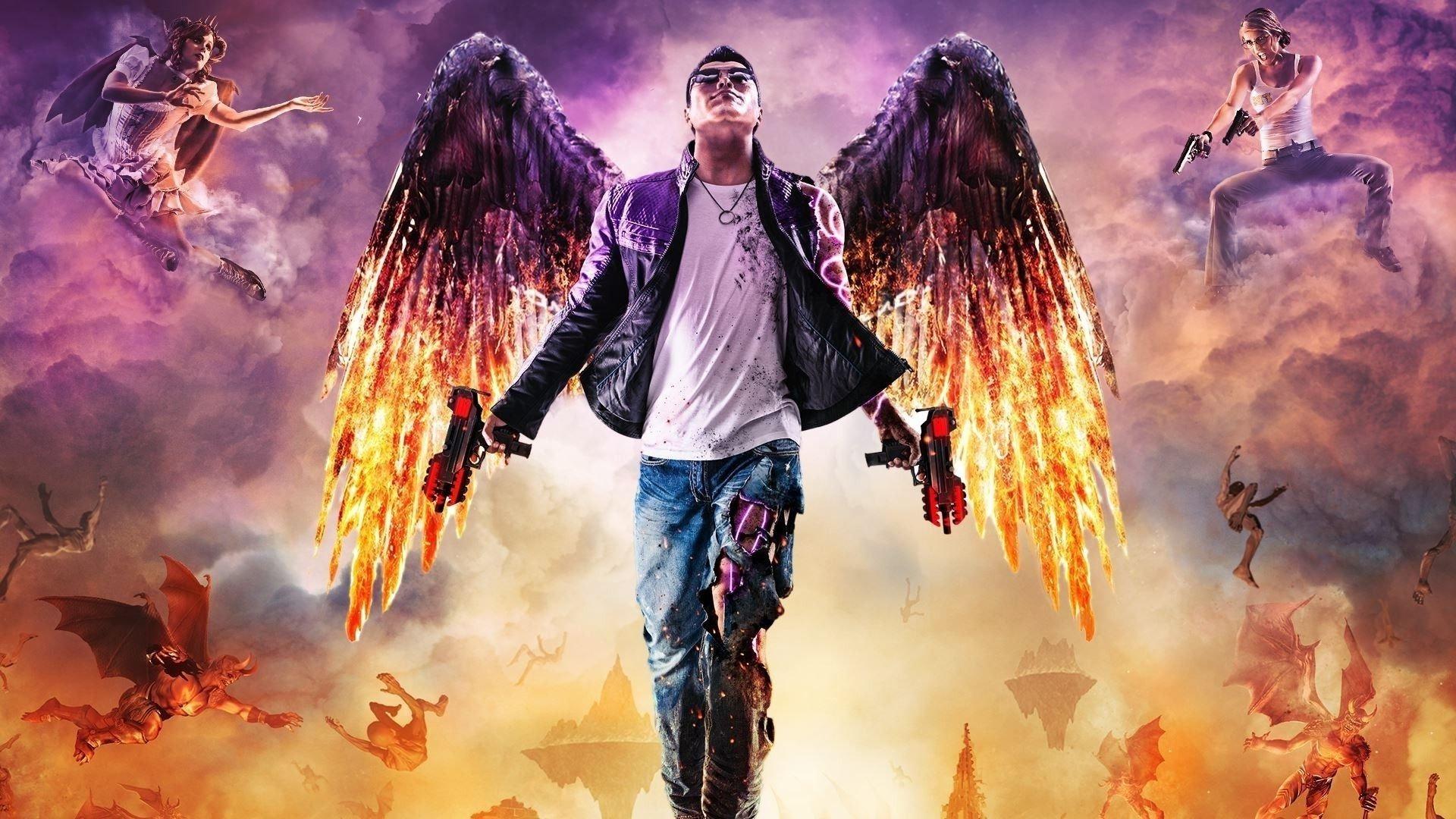Wings Of Fire Wallpaper HD