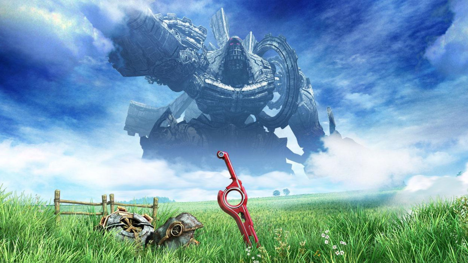 Xenoblade Chronicles Wallpaper Download