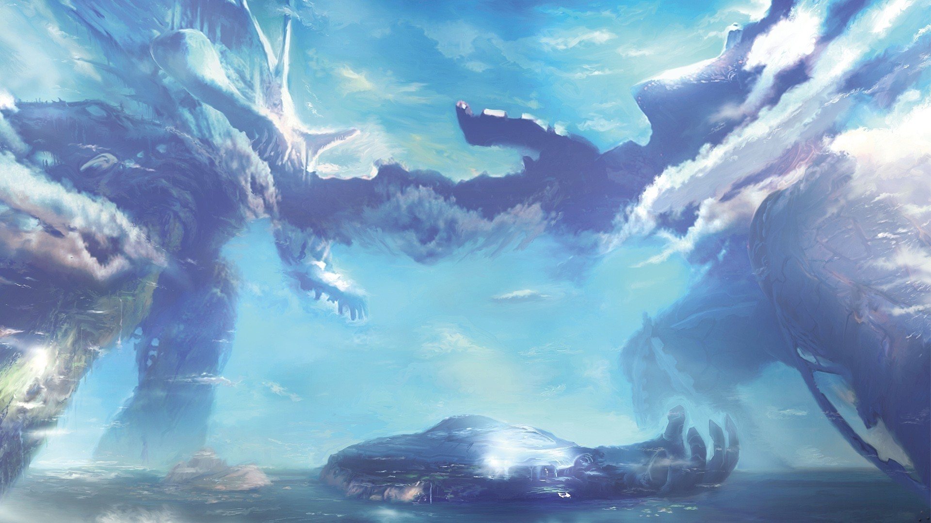 Xenoblade Chronicles Wallpaper Download Full