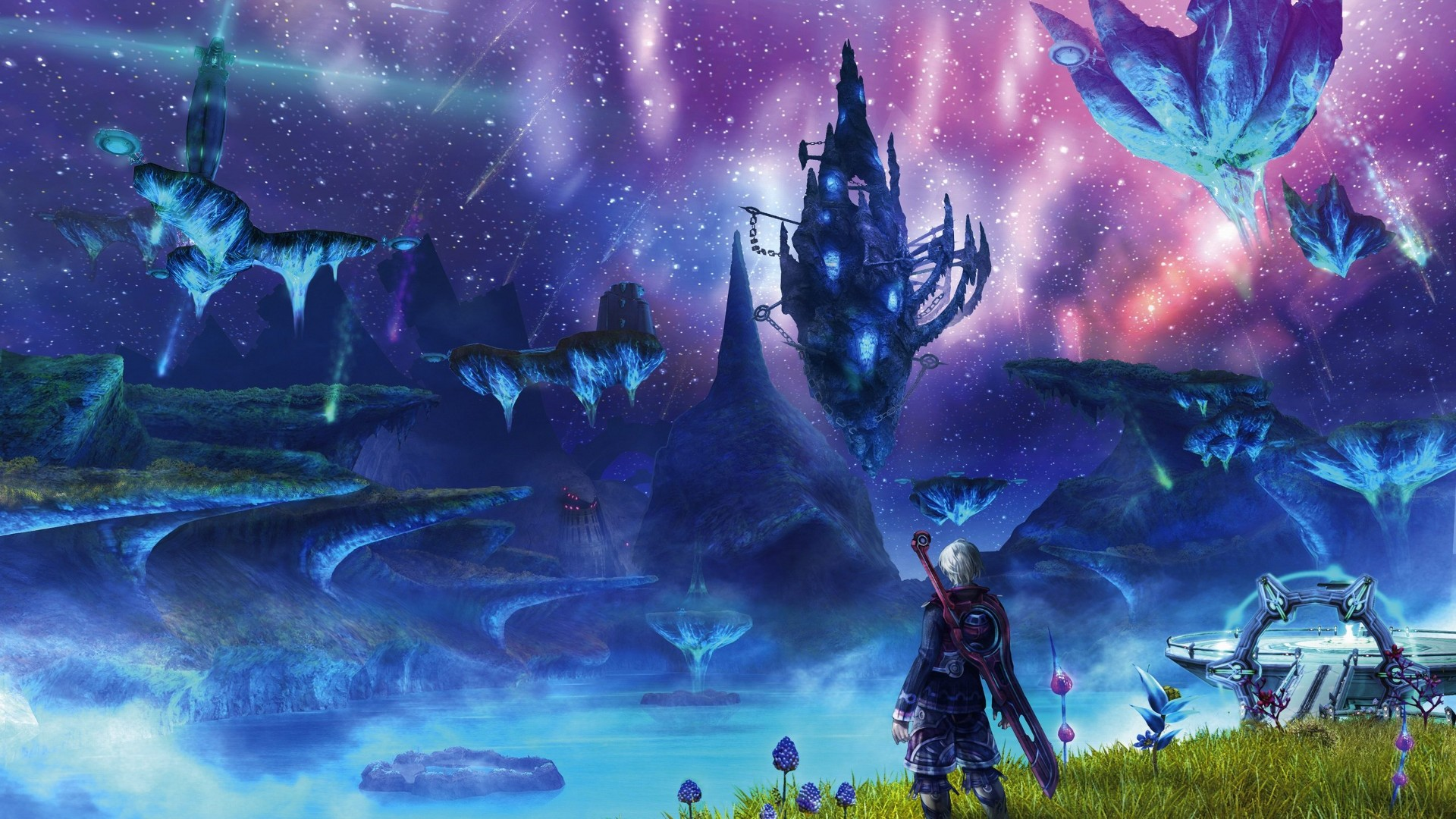 Xenoblade Chronicles Wallpaper For Pc