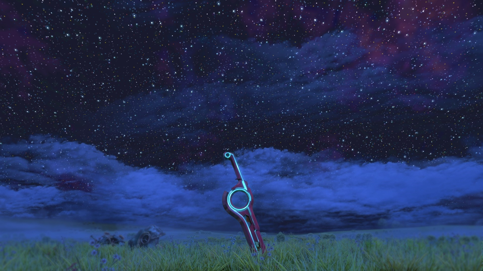 Xenoblade Chronicles Wallpaper Free Download