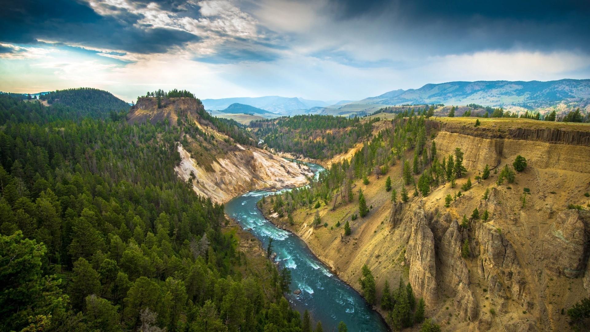 Yellowstone Wallpaper 1920x1080