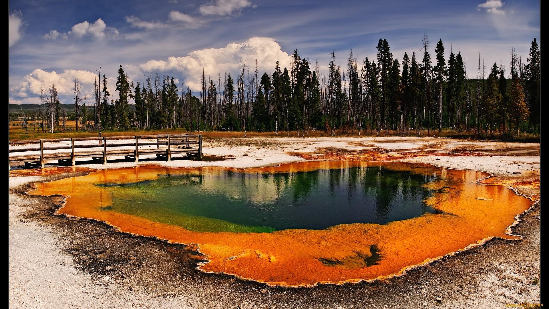 Yellowstone Wallpaper Desktop