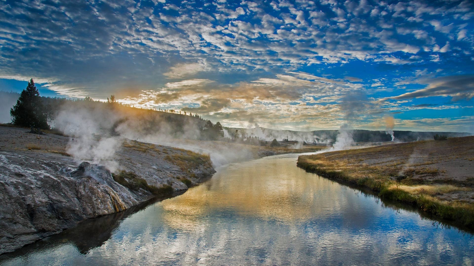 Yellowstone Wallpaper Download