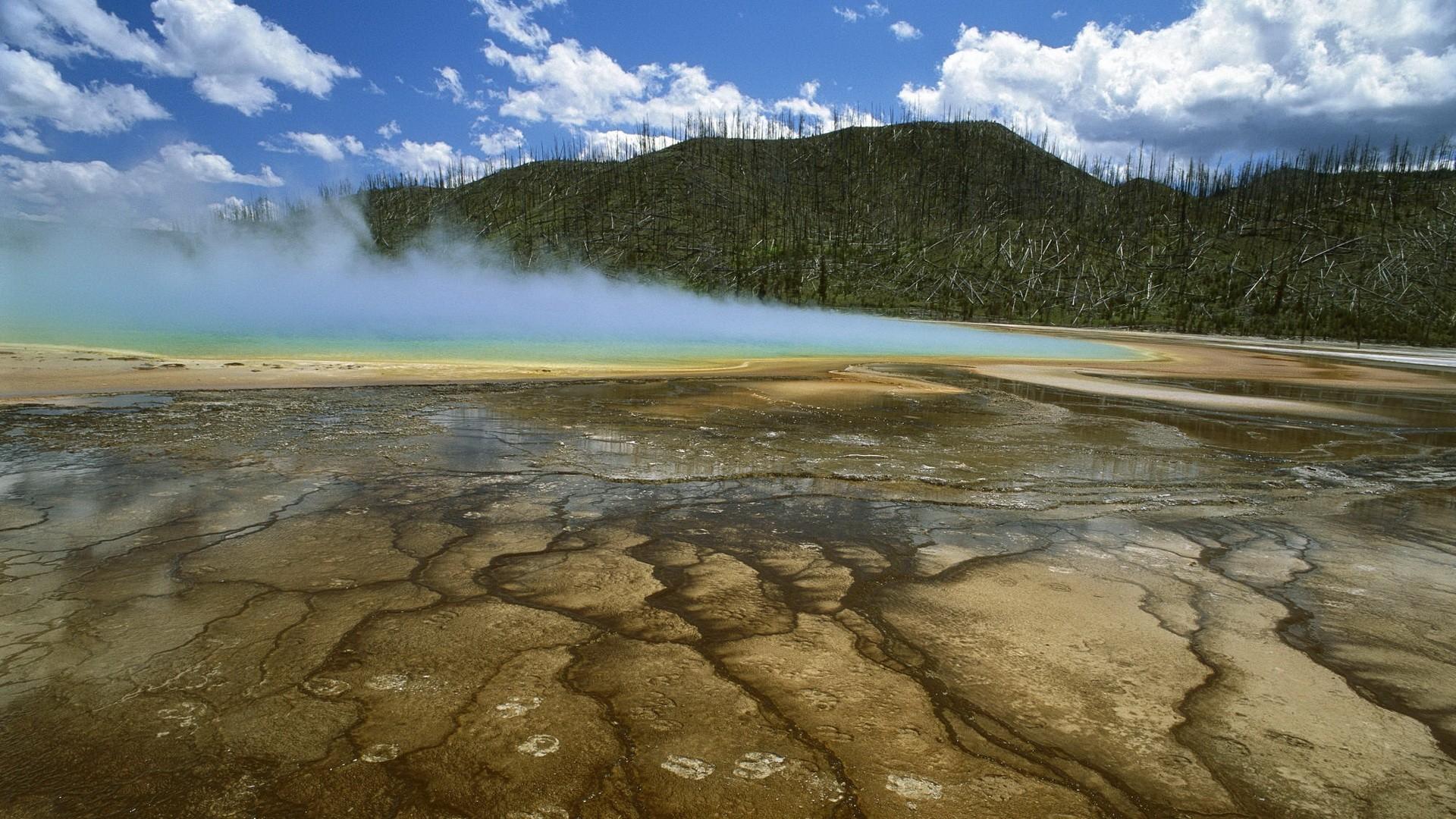 Yellowstone Wallpaper Free
