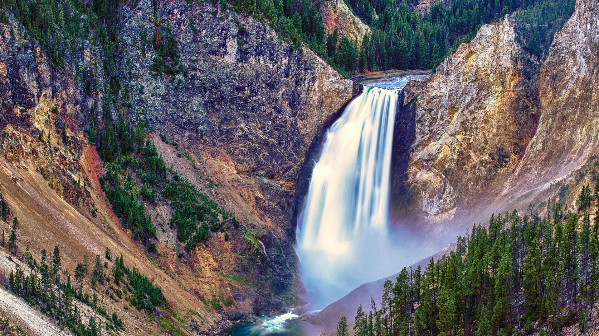 Yellowstone Wallpaper Full HD