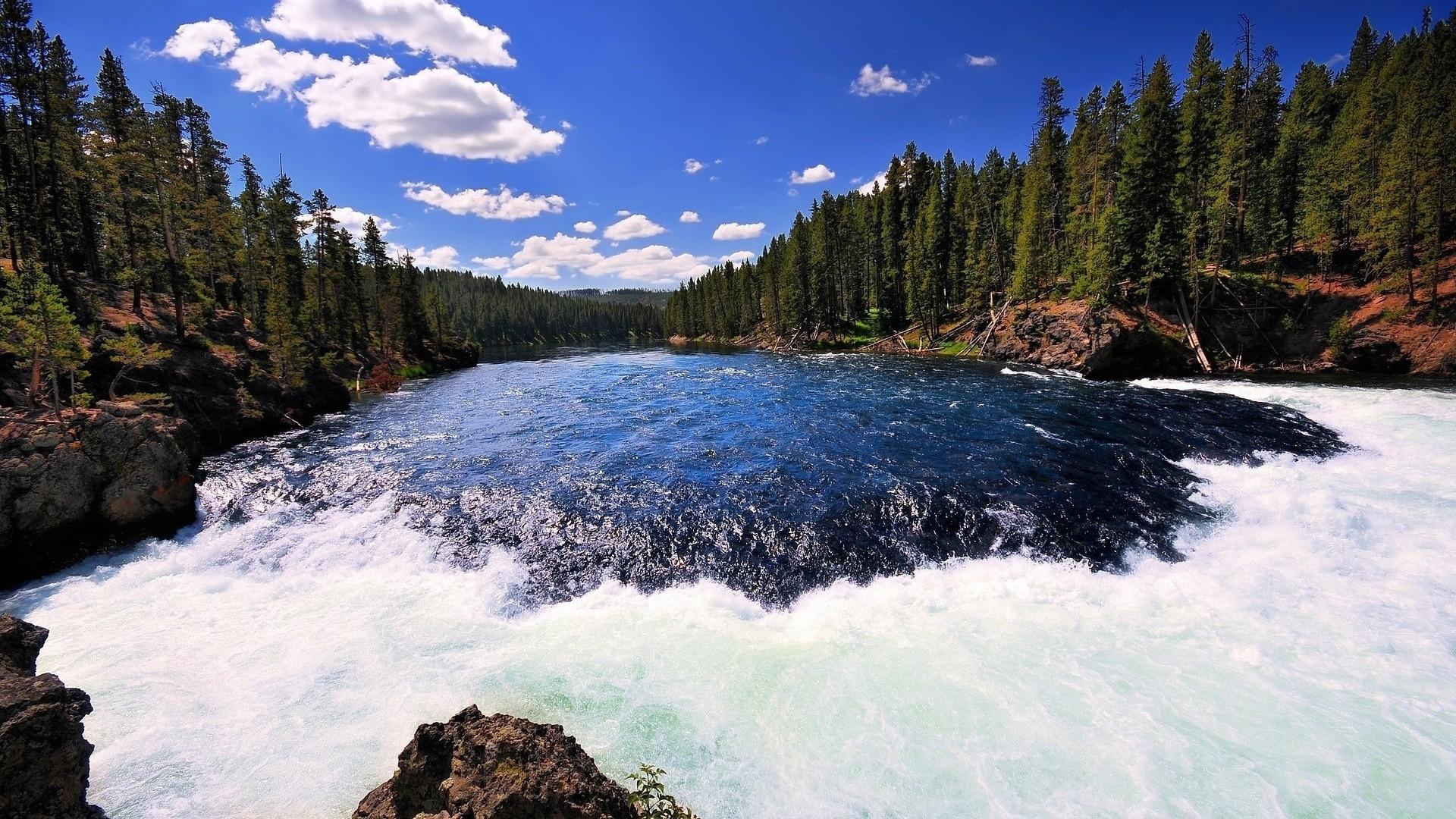 Yellowstone Wallpaper HD
