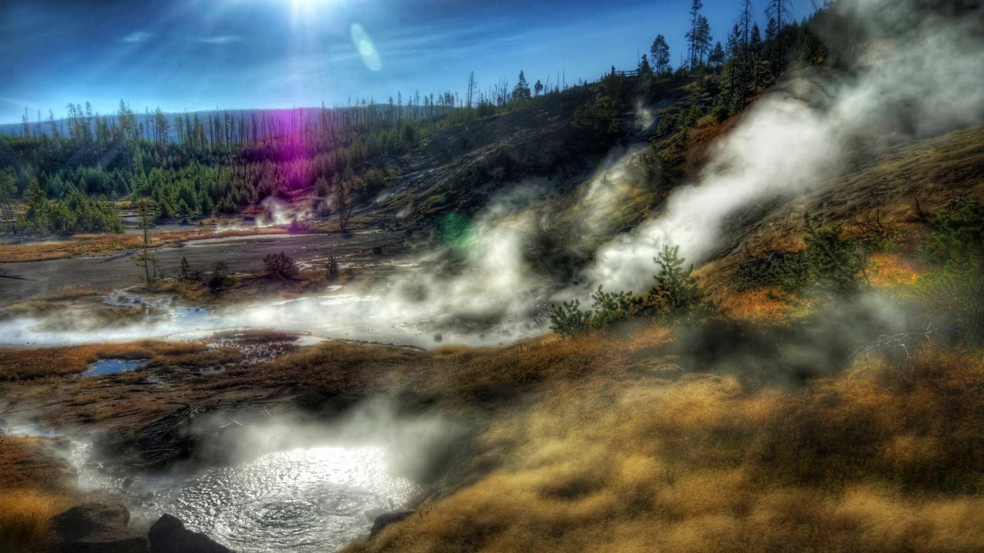 Yellowstone Wallpaper Image